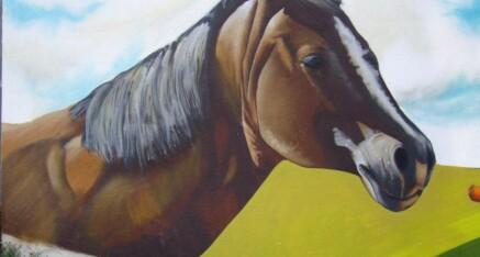Ein Pferd für die Kindertagesstätte