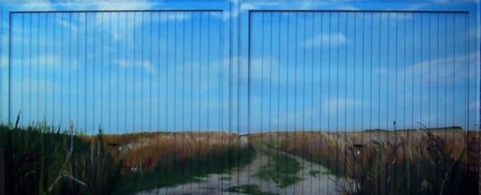 "Landschaft ""Feldweg"""
