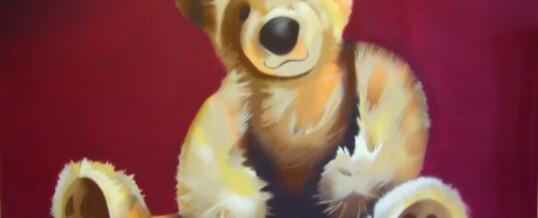 Kinderarzt (Teddy)