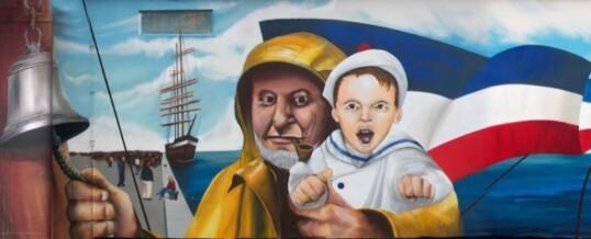 Der Seebär und sein Enkel
