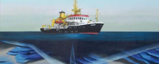 """Seeschifffahrt und Hydrographie """"Schiff"""""""