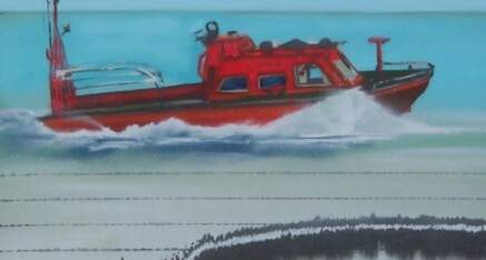 """Seeschifffahrt und Hydrographie """"Tiefenmessung"""""""