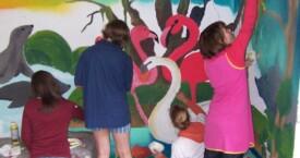 Jugendprojekt – Zoo Haltestelle 2