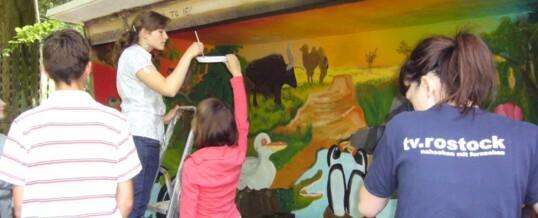 Jugendprojekt – Zoo Haltestelle