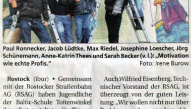 Norddeutsche Neueste Nachrichten 09.10.2008