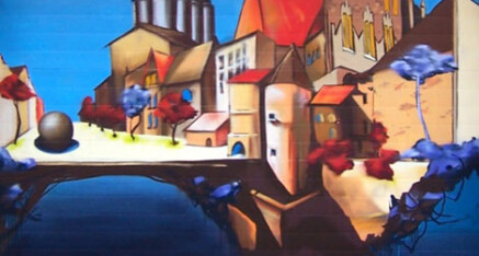 Rostock mal abstrakt gesehen