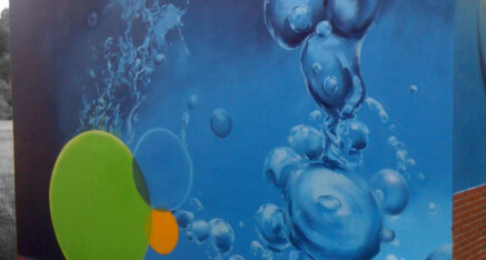 Wasserver- und Abwasserentsorgung