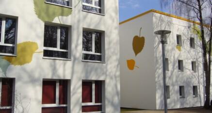 Gestaltung Kita Lindenpark