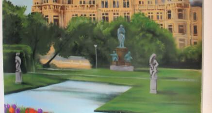 Schwerin am Schlossgarten