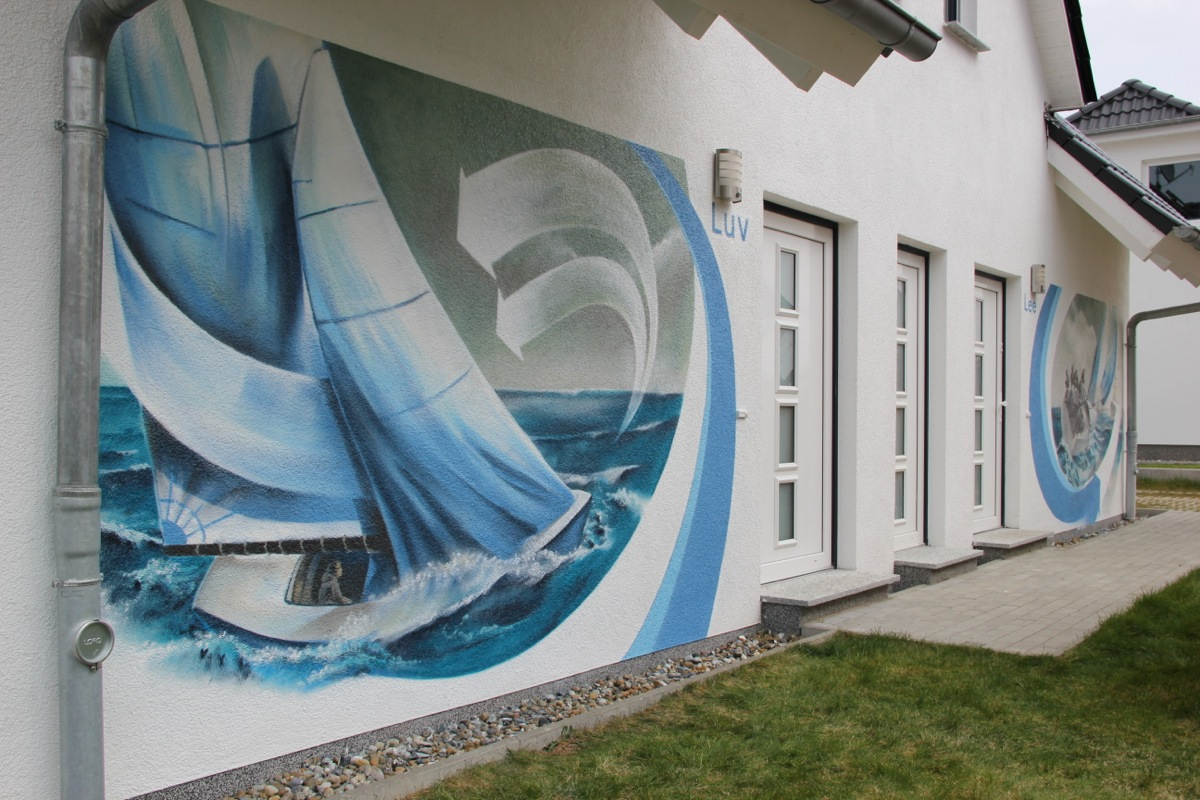 Wandgestaltung   Kreative Ideen Mit Farbe