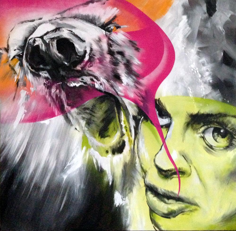 Raumgestaltung von graffitik nstlern die einrichtungsidee for Raumgestaltung von hoegen